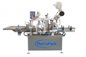 MCP 400T industrial labelling machine